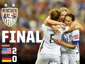 Usa 2 Germany 0
