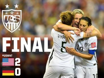 Usa 2 Germany 0